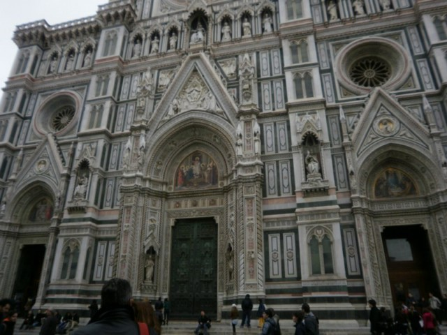 Italian Florence: Florence City Walking Accademia Gallery Tour: Guided Group